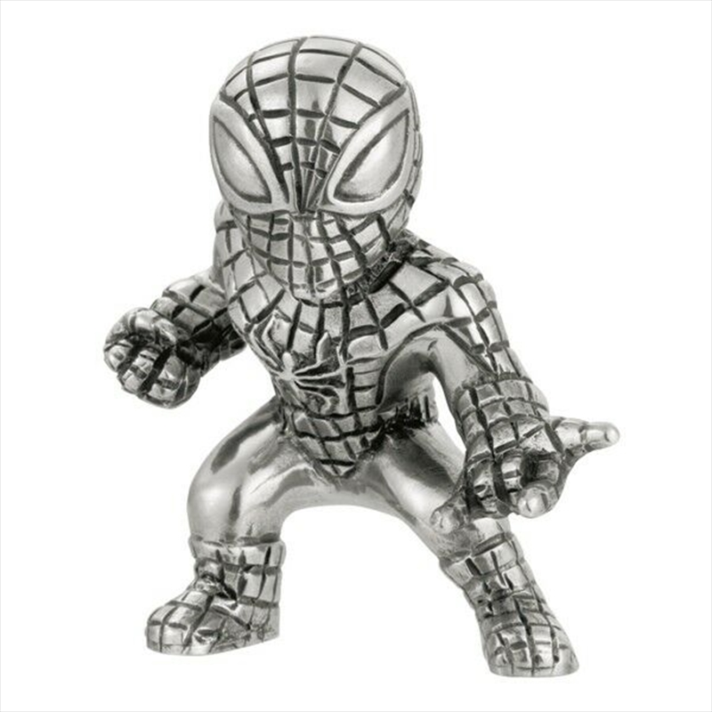 Marvel Superhero Spider-Man Mini Figurine   Merchandise