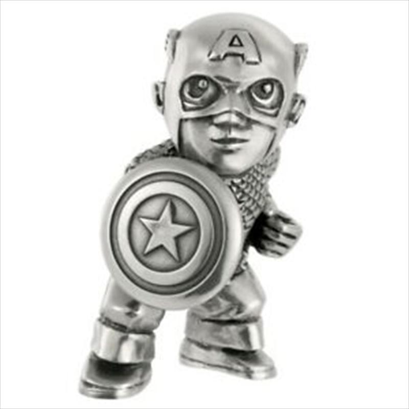 Marvel Captain America Miniature   Merchandise