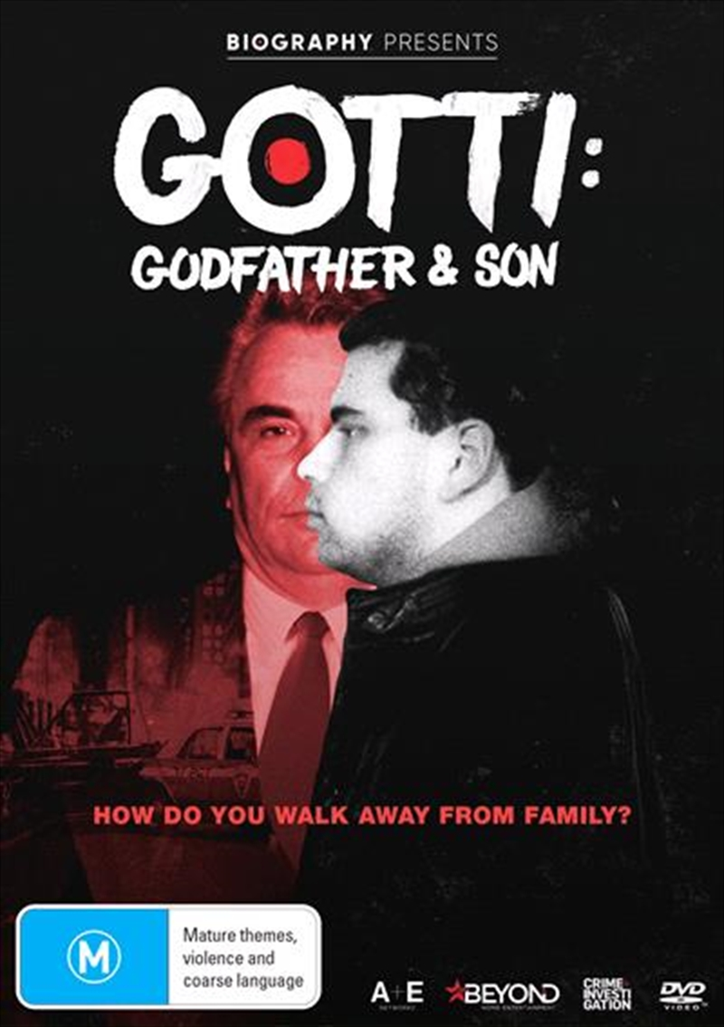Gotti - Godfather and Son | DVD