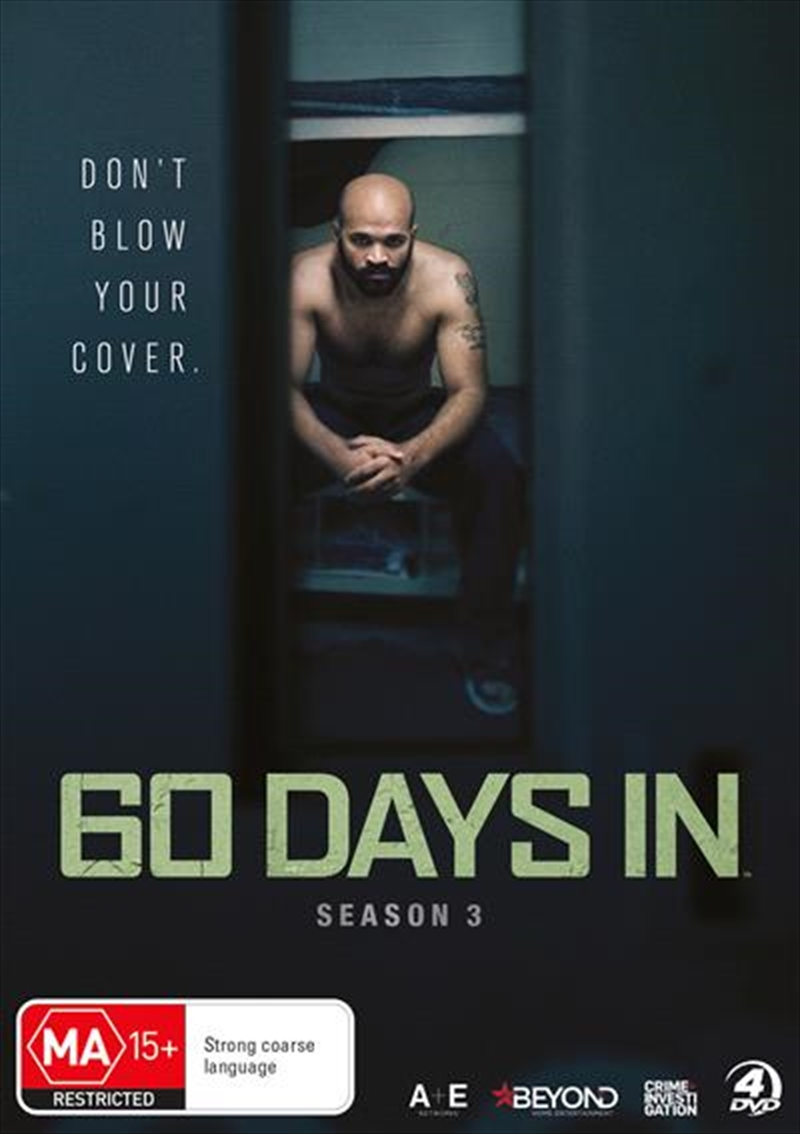 60 Days In - Season 3 | DVD
