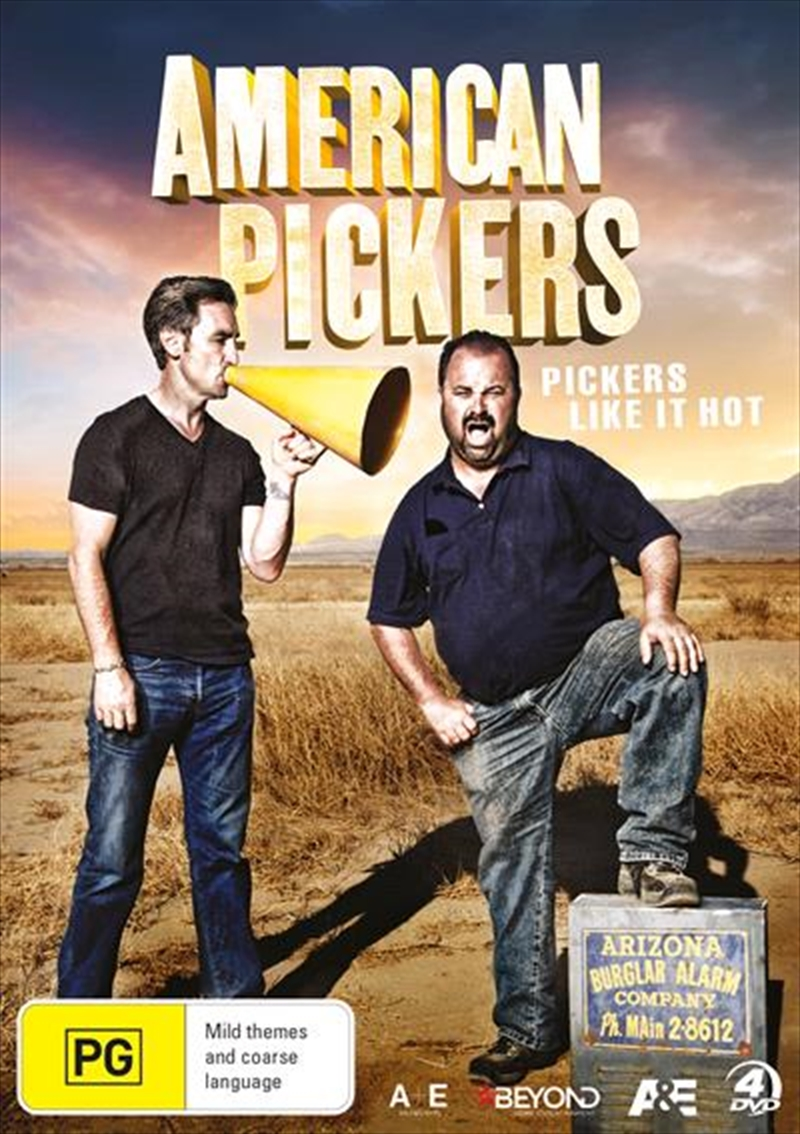 American Pickers - Pickers Like It Hot | DVD