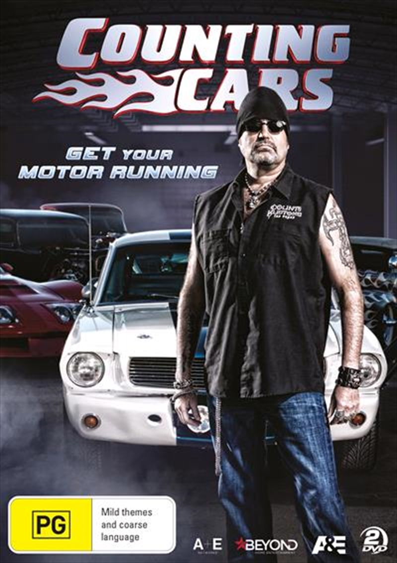 Counting Cars - Get Your Motor Running | DVD