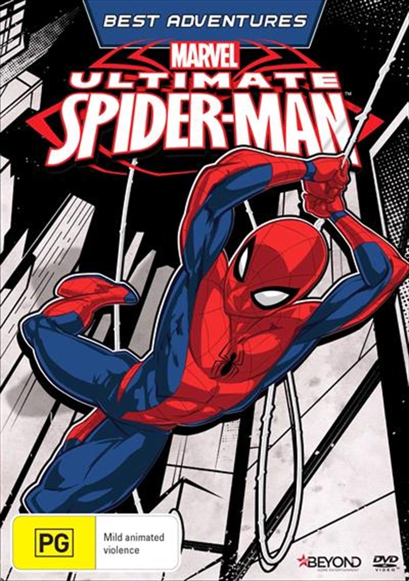 Ultimate Spider-Man - Best Adventures | DVD