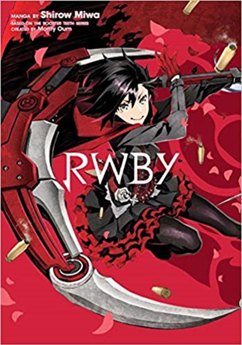 Rwby | Paperback Book