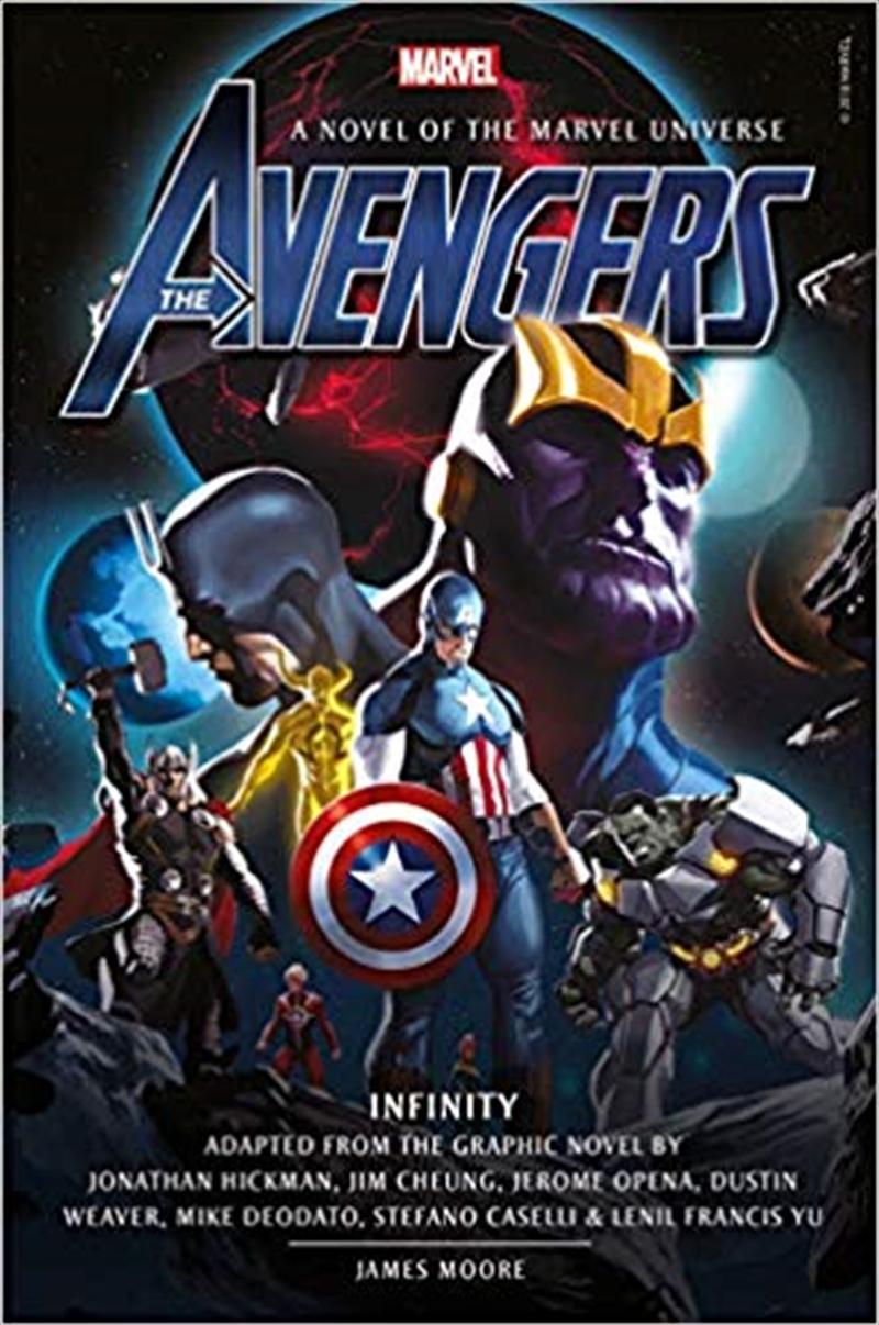 Avengers: Infinity | Hardback Book