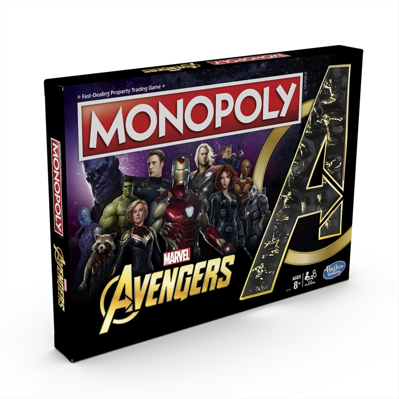 Monopoly - Avengers | Merchandise