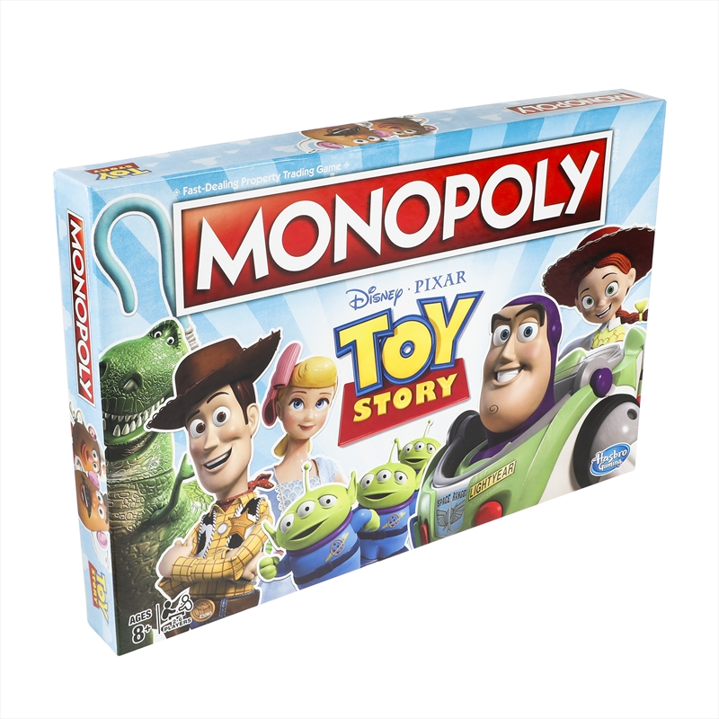 Monopoly - Toy Story | Merchandise
