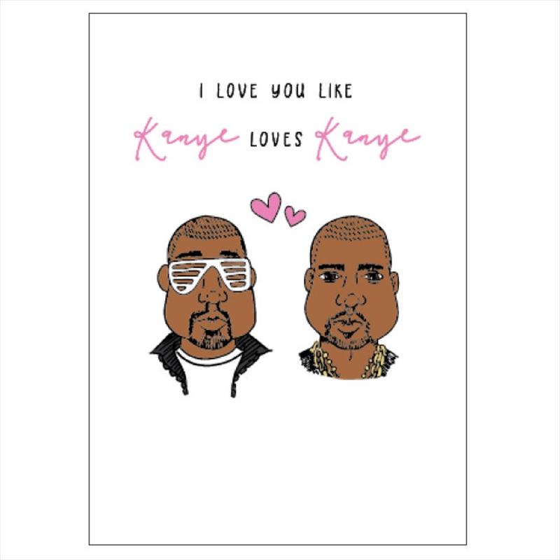 Love Card - I love You | Merchandise