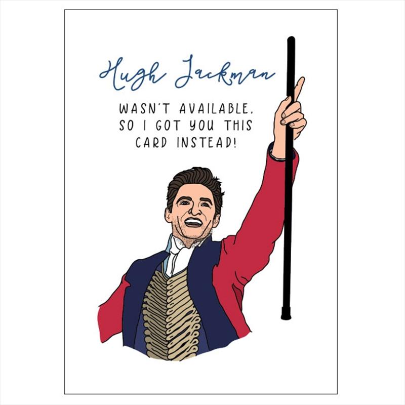 Birthday Card - Card Instead | Merchandise