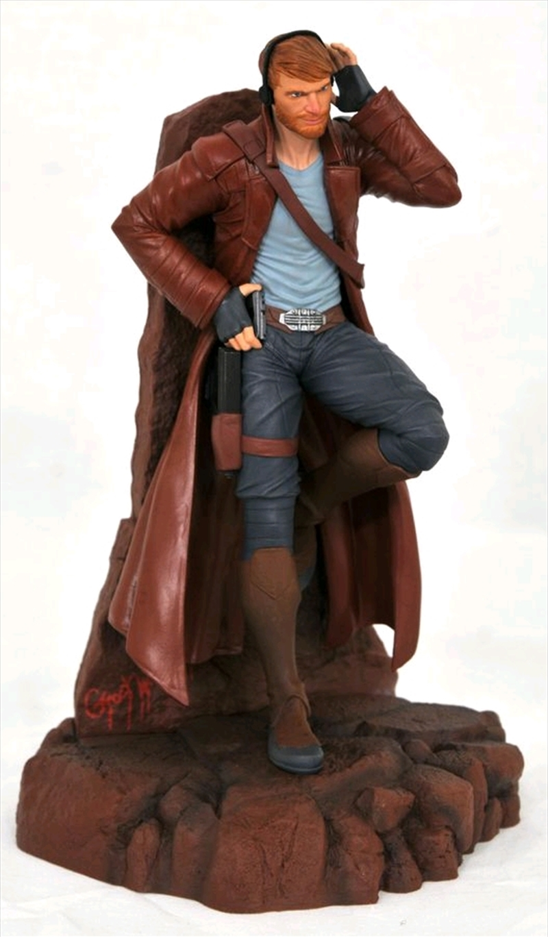 Guardians of the Galaxy - Star-Lord Gallery Statue | Merchandise