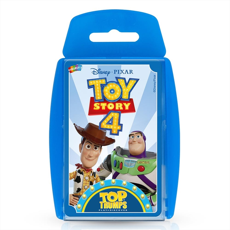 Top Trumps: Toy Story 4 | Merchandise