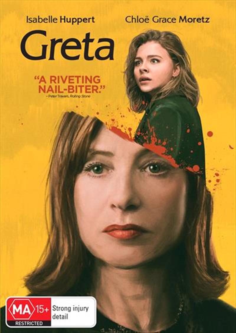Greta | DVD