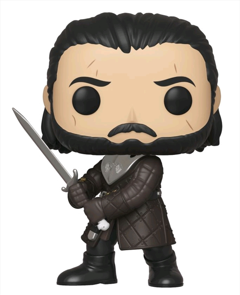 Game of Thrones - Jon Snow season 11 Pop! Vinyl | Pop Vinyl