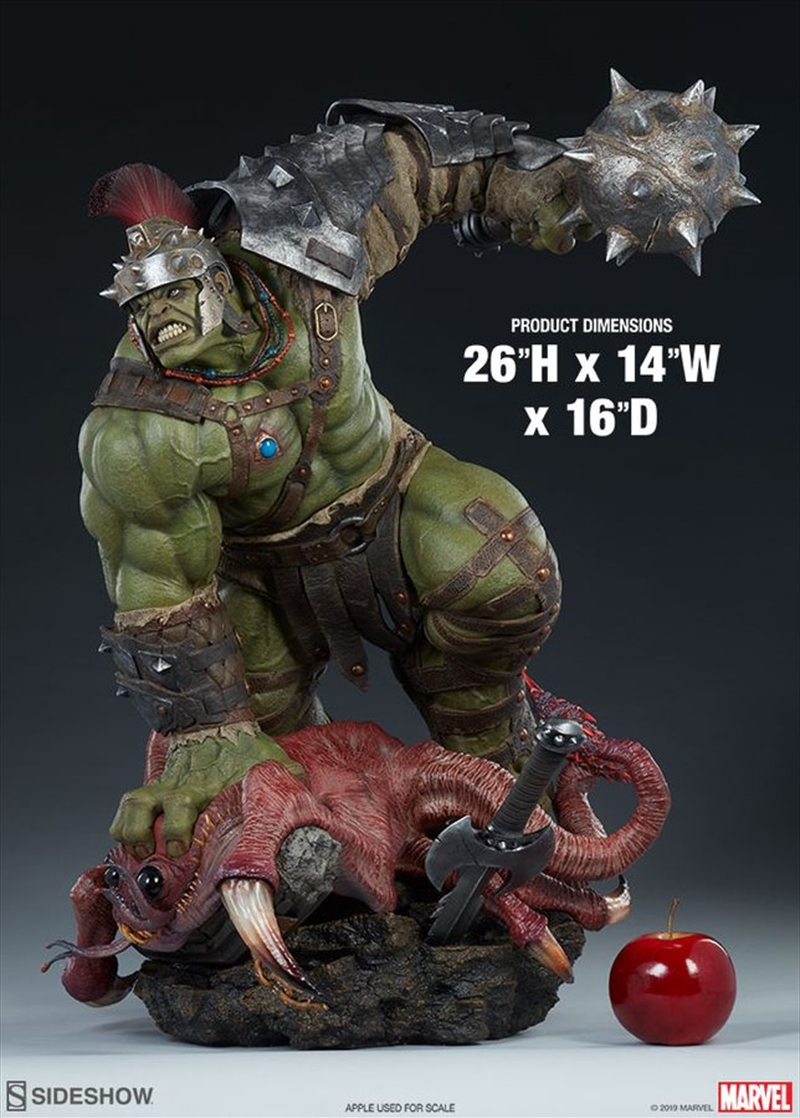 Hulk - Gladiator Hulk Maquette | Merchandise