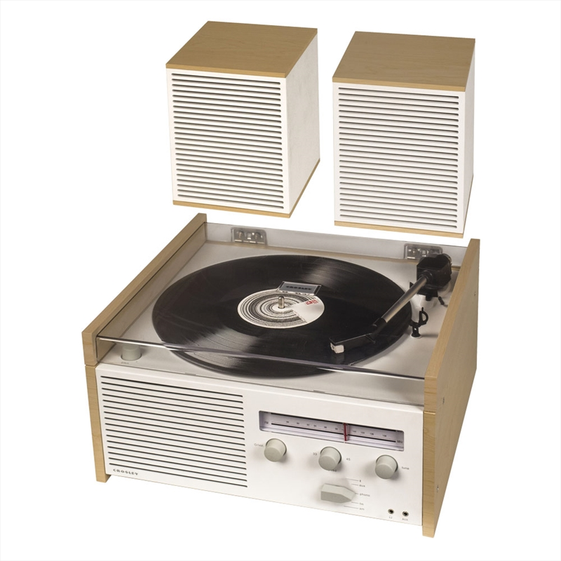 CROSLEY Switch II Entertainment System | Miscellaneous