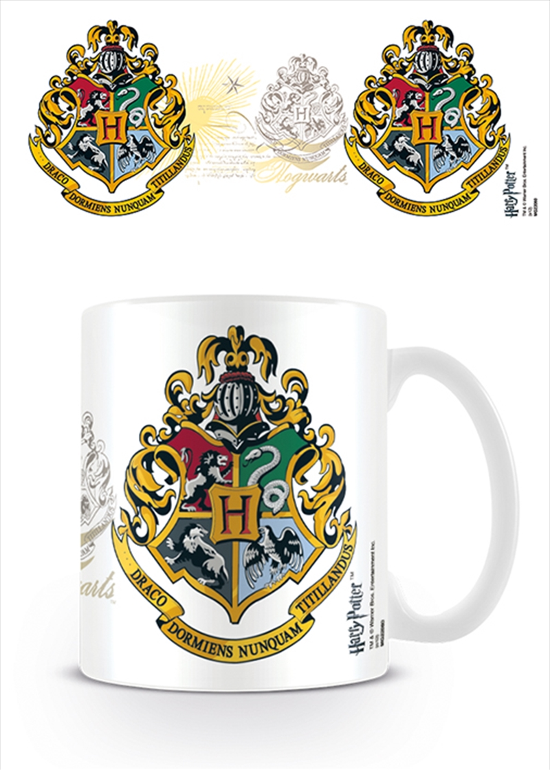 Harry Potter Hogwarts Crest Mug | Merchandise