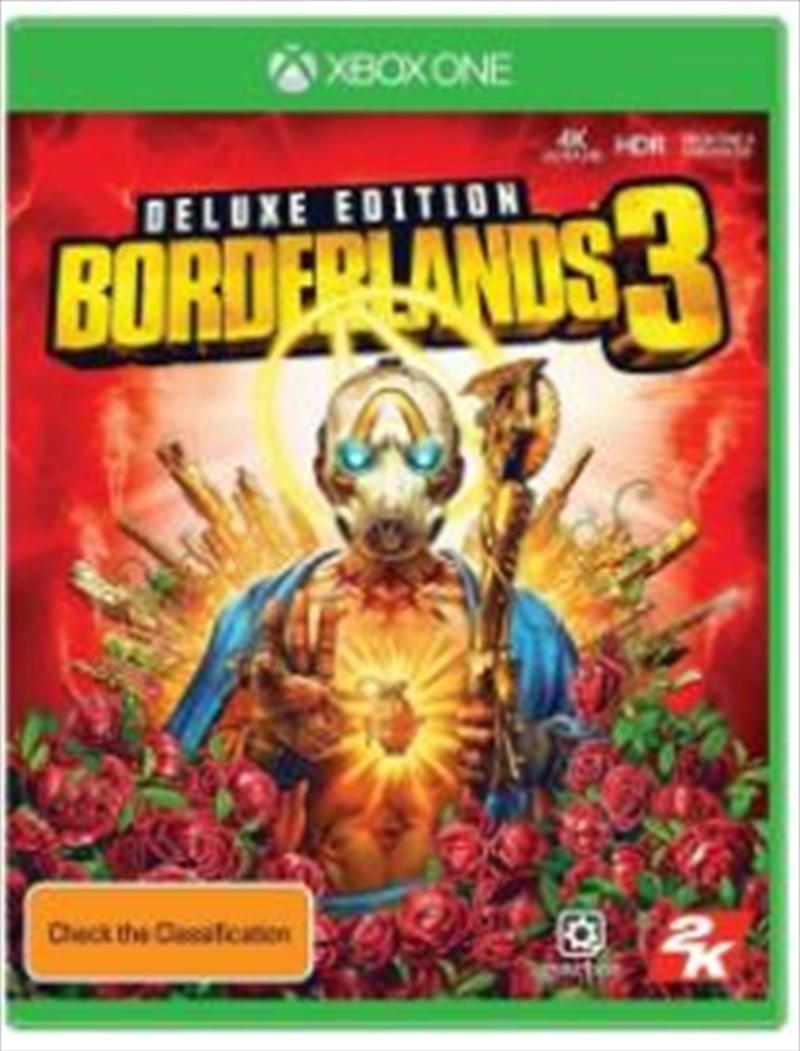 Borderlands 3 Deluxe Edition | XBox One