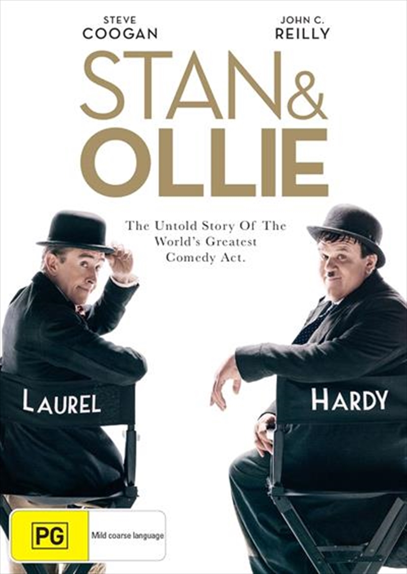 Stan and Ollie | DVD