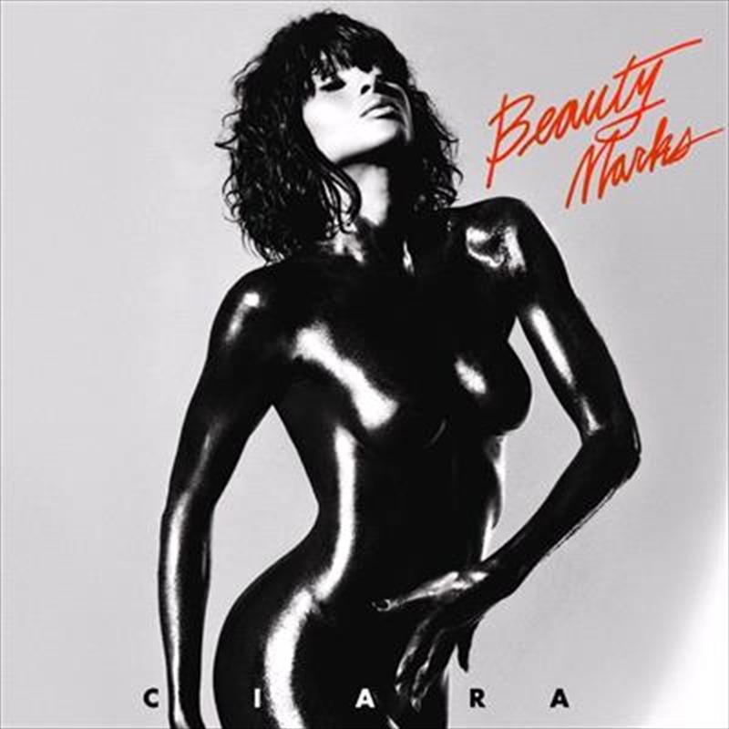 Beauty Marks | CD