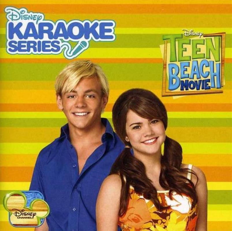 Disneys Karaoke: Teen Beach Movie | CD