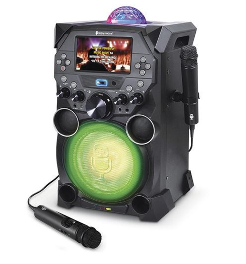Fiesta Karaoke System Singing Machine | Merchandise