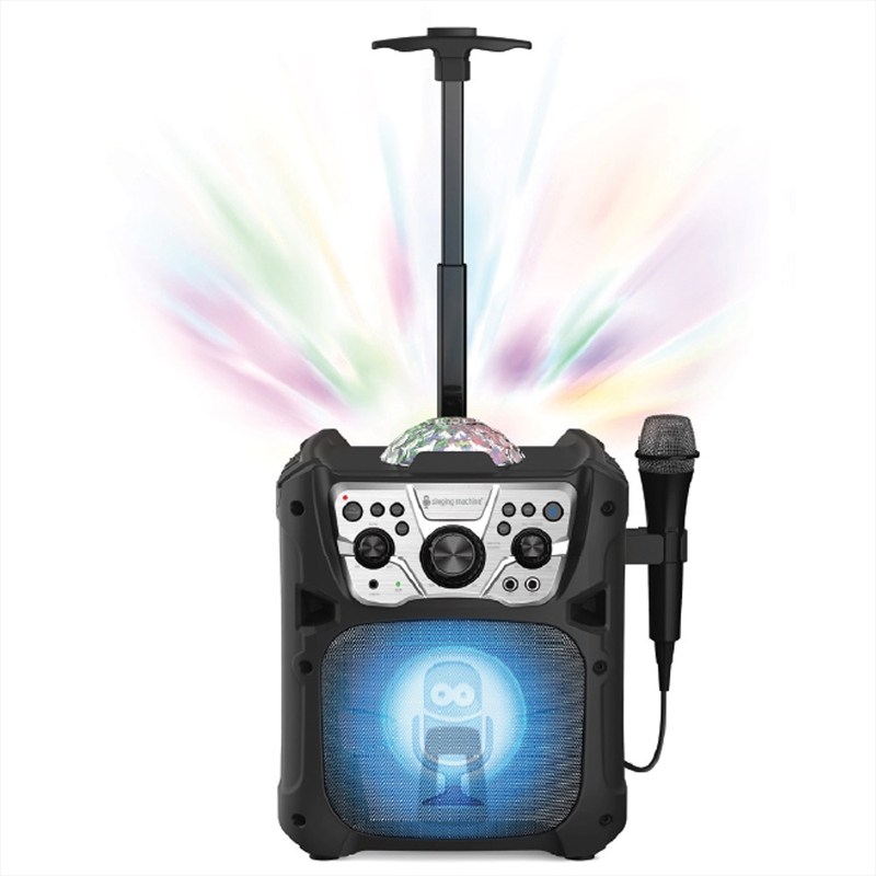 Mini Fiesta Bluetooth Light Karaoke Singing Machine | Merchandise