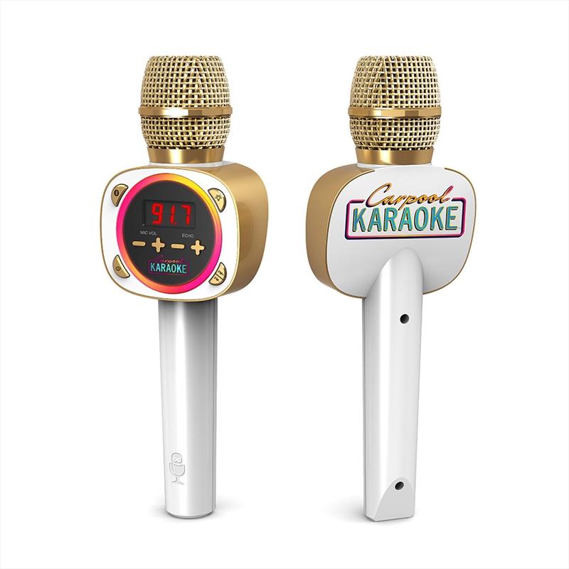 Carpool Karaoke Microphone Singing Machine | Merchandise