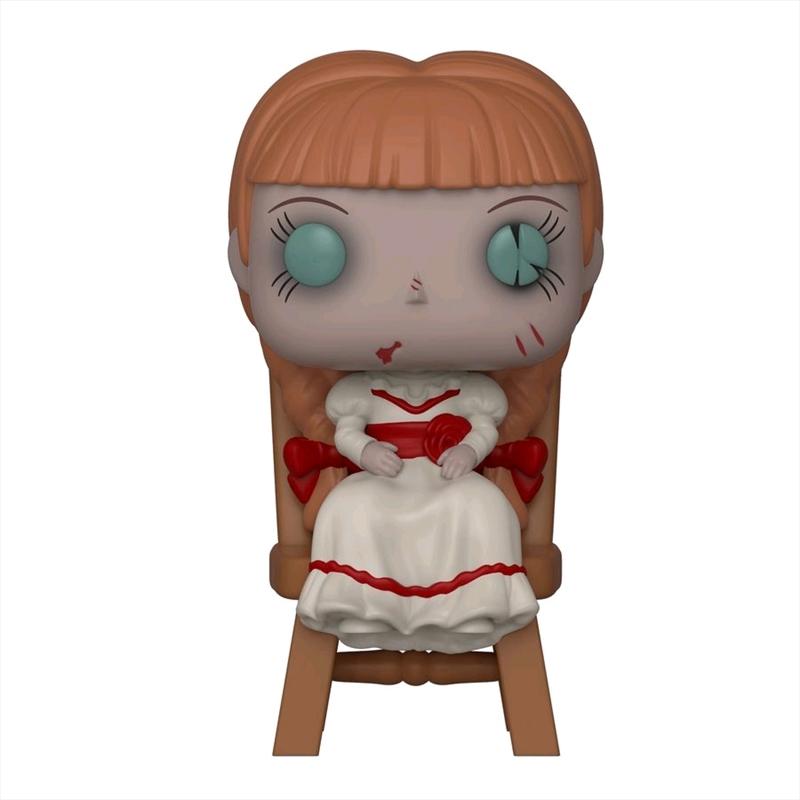 Annabelle - Annabelle in Chair Pop! Vinyl | Pop Vinyl