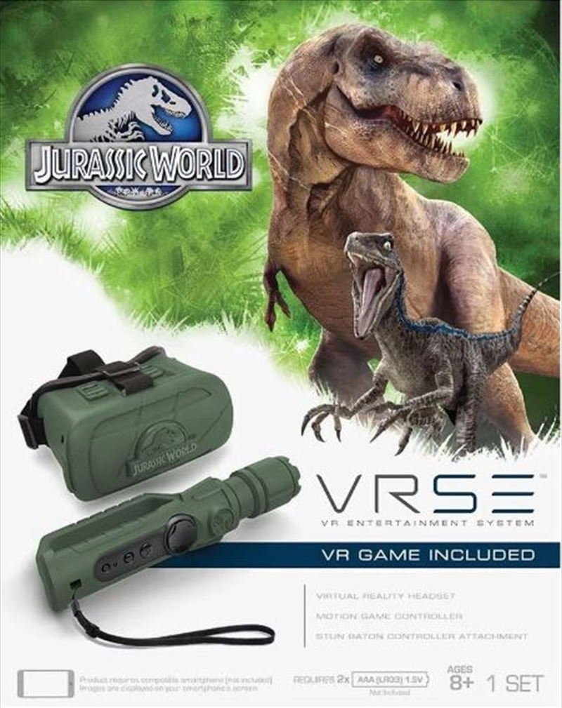 VRSE Jurassic World - VR Entertainment System | Miscellaneous