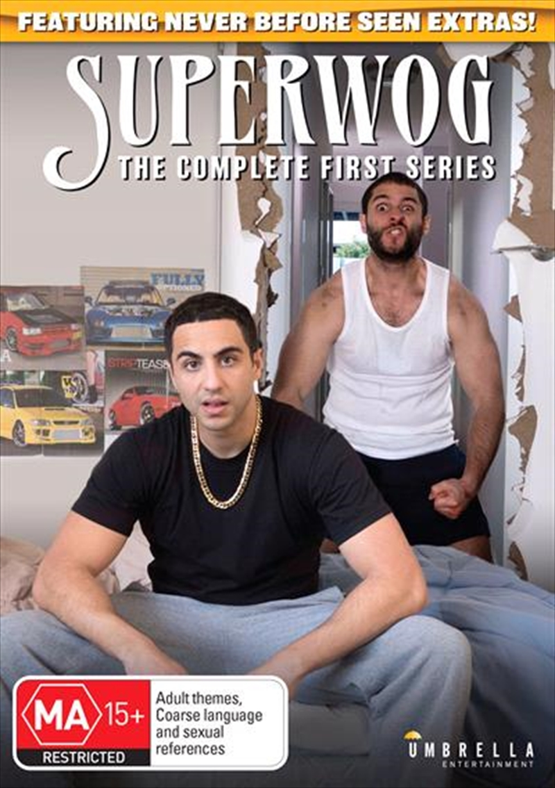 Superwog - Series 1 | DVD