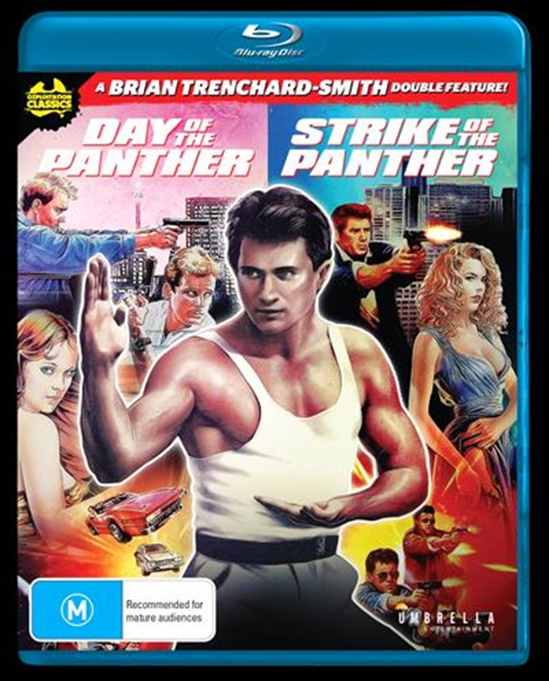 Day Of The Panther / Strike Of The Panther Ozploitation Classics | Blu-ray