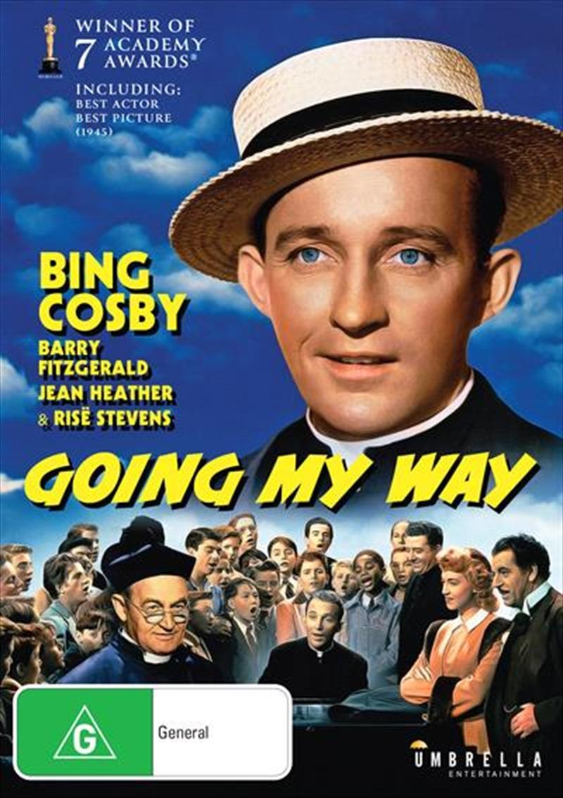 Going My Way   DVD