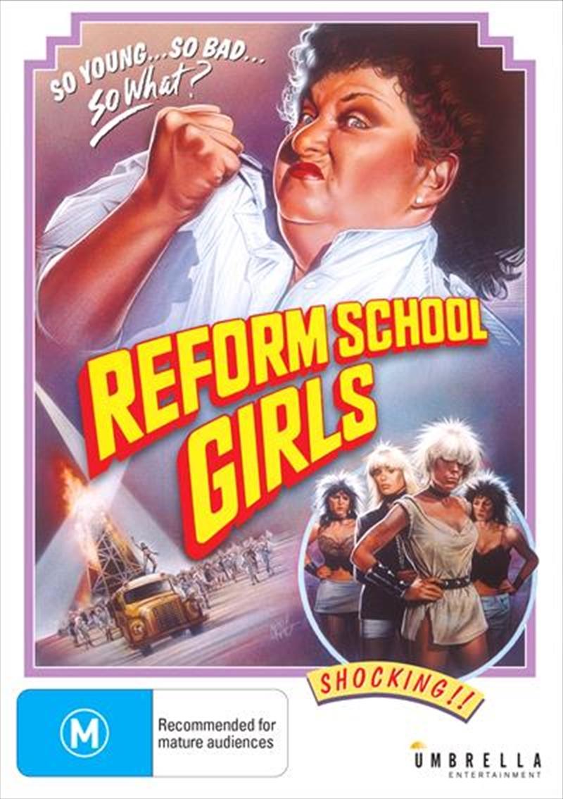 Reform School Girls | DVD