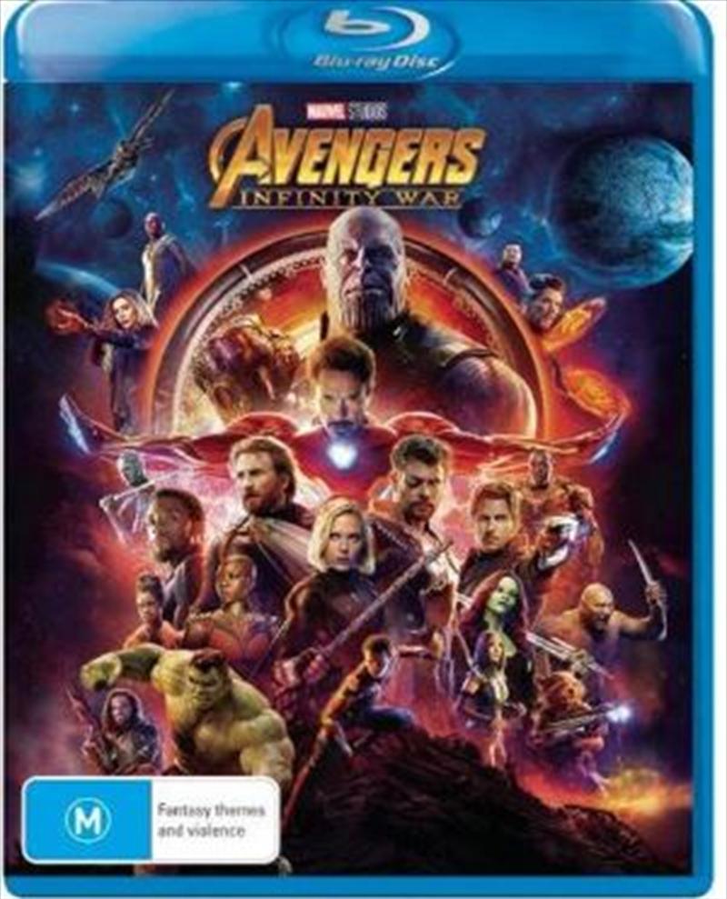 Avengers - Infinity War | Blu-ray