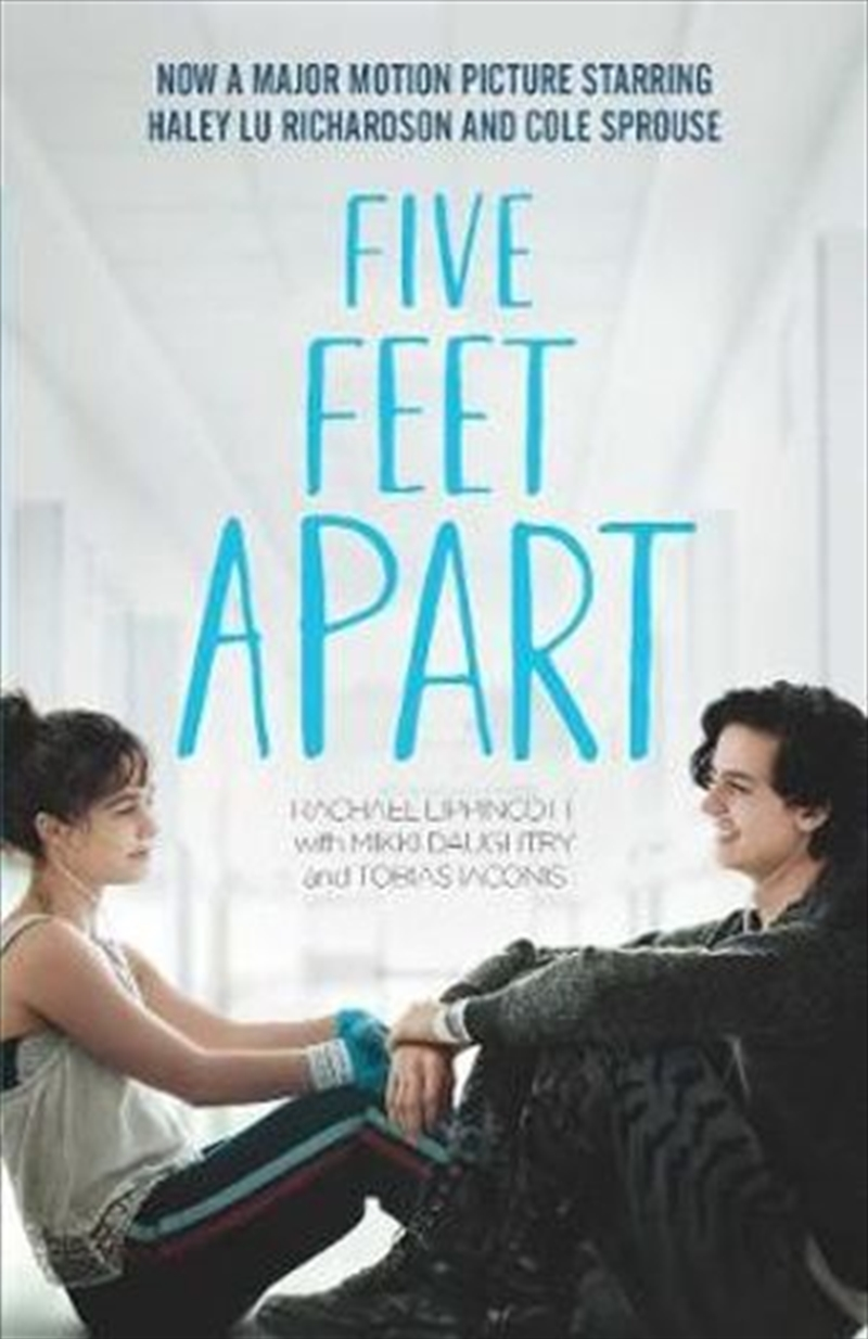 Five Feet Apart | Paperback Book