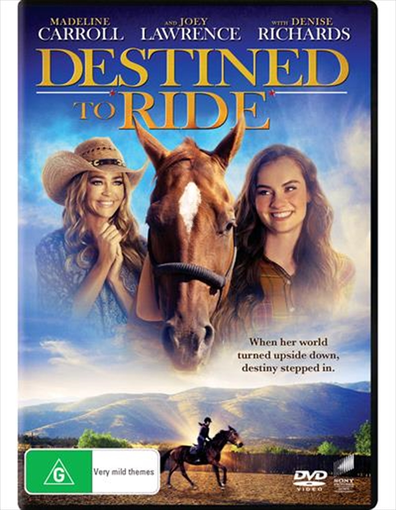 Destined To Ride | DVD