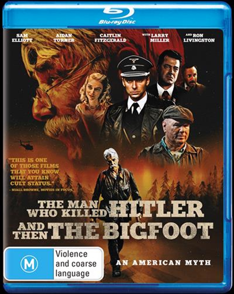 The, Man Who Killed Hitler | Blu-ray