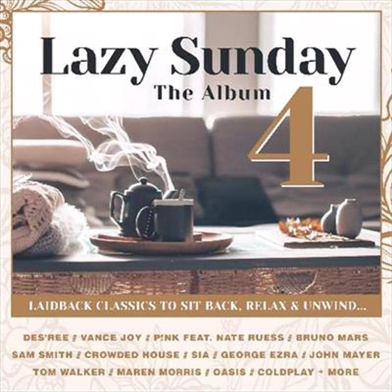 Lazy Sunday 4 | CD