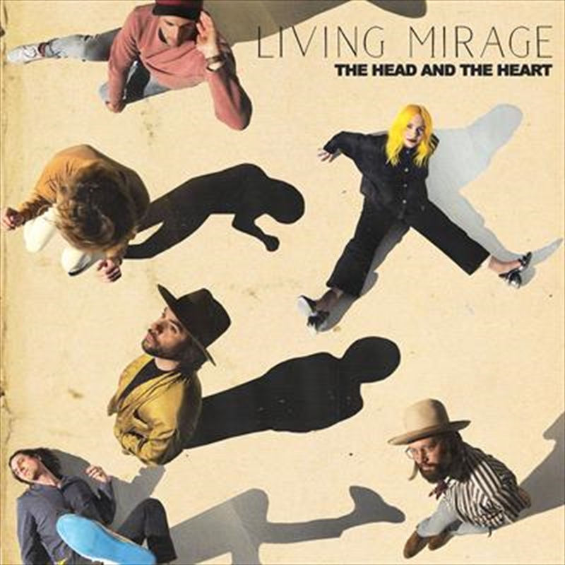 Living Mirage | CD