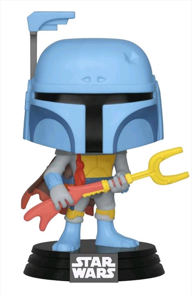 Star Wars - Boba Fett Animated US Exclusive Pop! Vinyl [RS]   Pop Vinyl