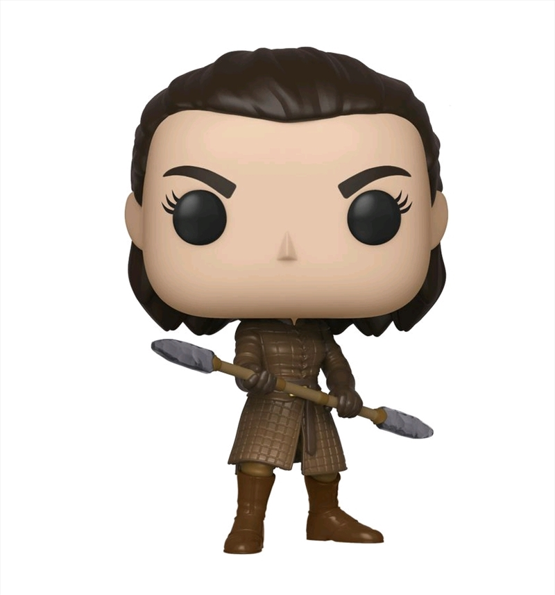 Game of Thrones - Arya with Two Headed Spear Pop! Vinyl | Pop Vinyl