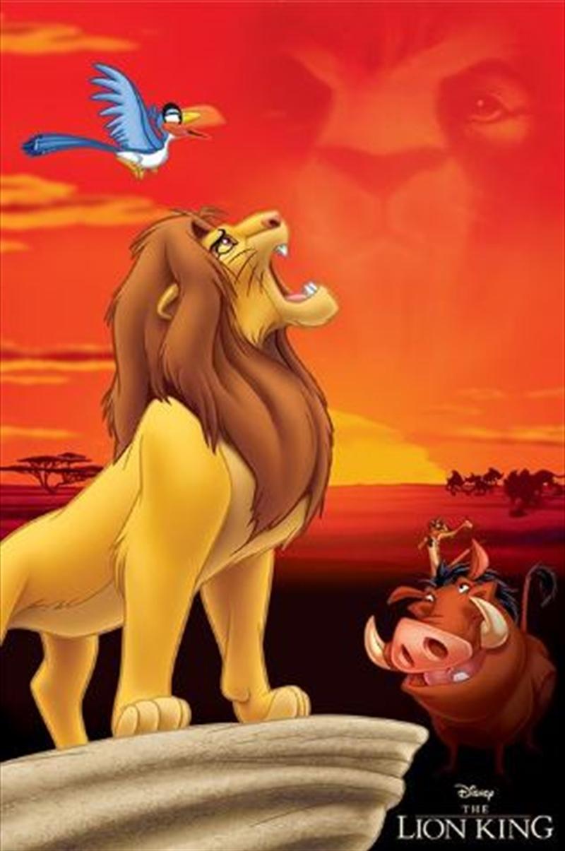 The Lion King Classic - Pride Rock | Merchandise