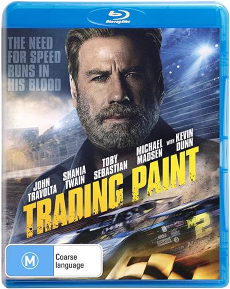 Trading Paint | Blu-ray