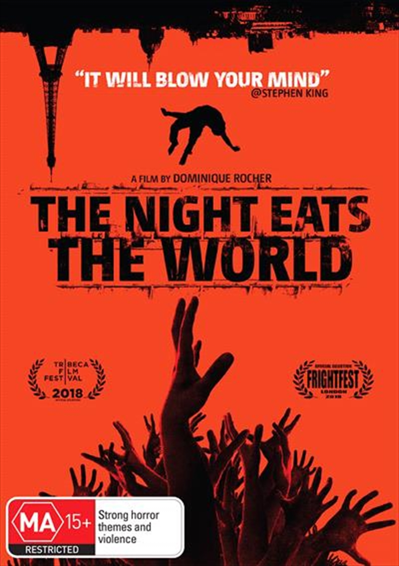 Night Eats The World, The | DVD