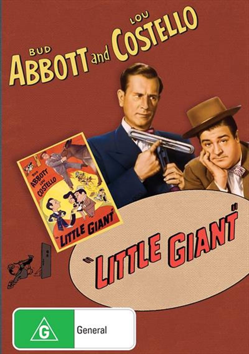 Little Giant | DVD