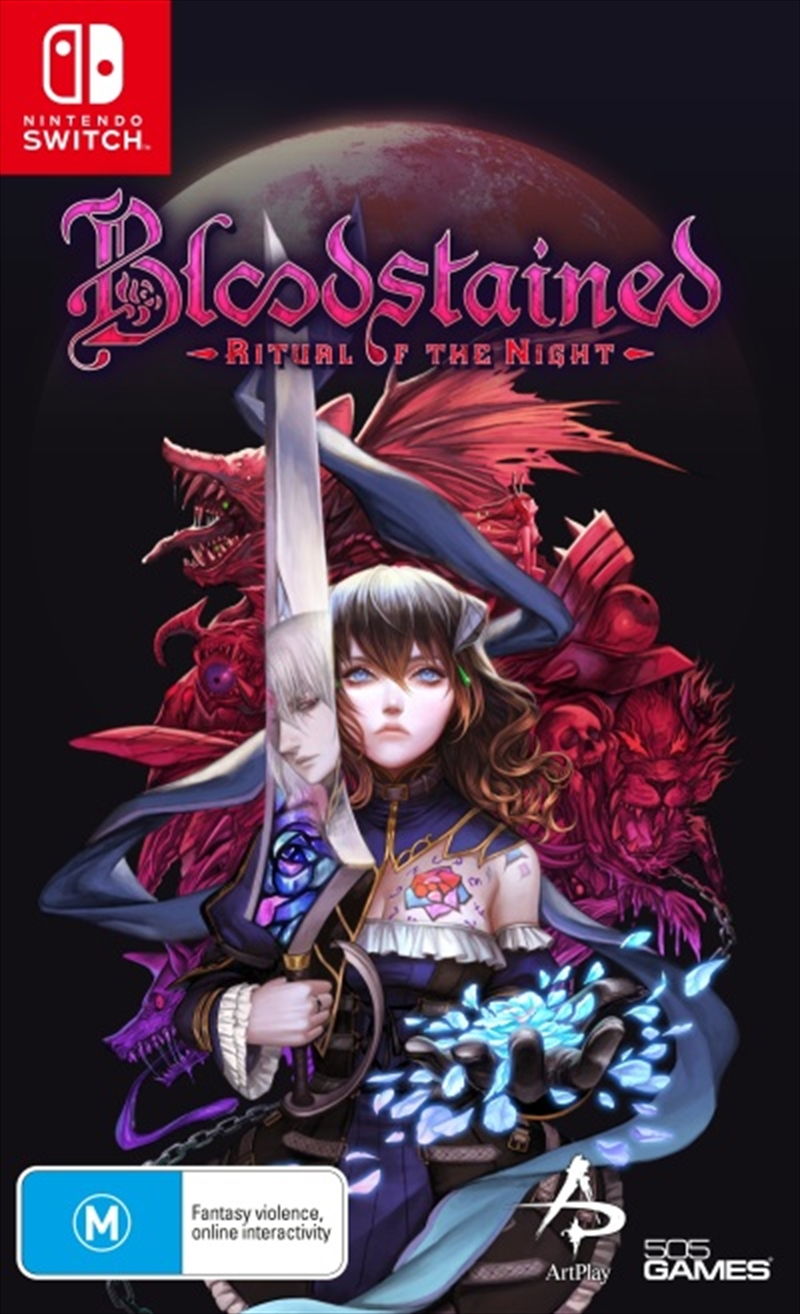 Bloodstained Ritual Of The Night | Nintendo Switch