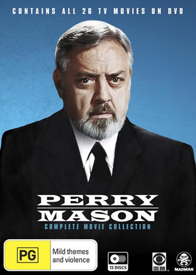 Perry Mason | Movie Collection | DVD