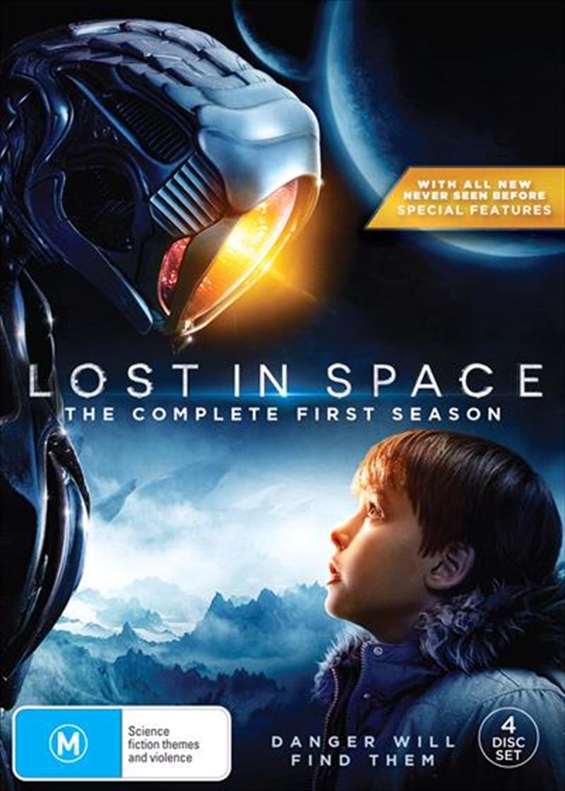 Buy Lost In Space - Season 1 on DVD | Sanity Online