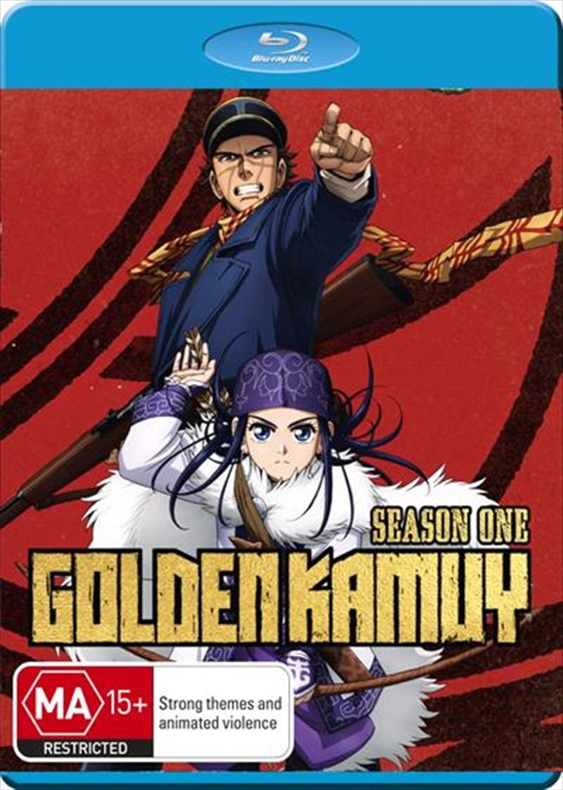 Golden Kamuy - Season 1 - Eps 1-12 | Blu-ray