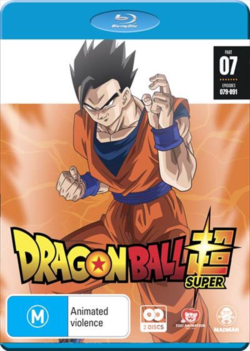 Dragon Ball Super - Part 7 - Eps 79-91 | Blu-ray